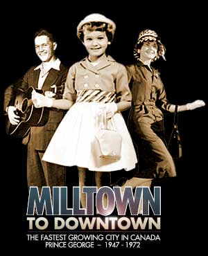 Welcome to the Milltown to Downtown website